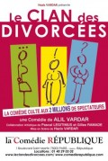 Le Clan des divorcées à la Comédie République