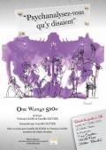 Psychanalysez-vous qu'y disaient : Camille Olivier à l'Atelier-Théâtre de Montmartre