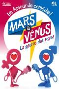 Mars et Vénus - La guerre des sexes au Théâtre Alambic Comédie