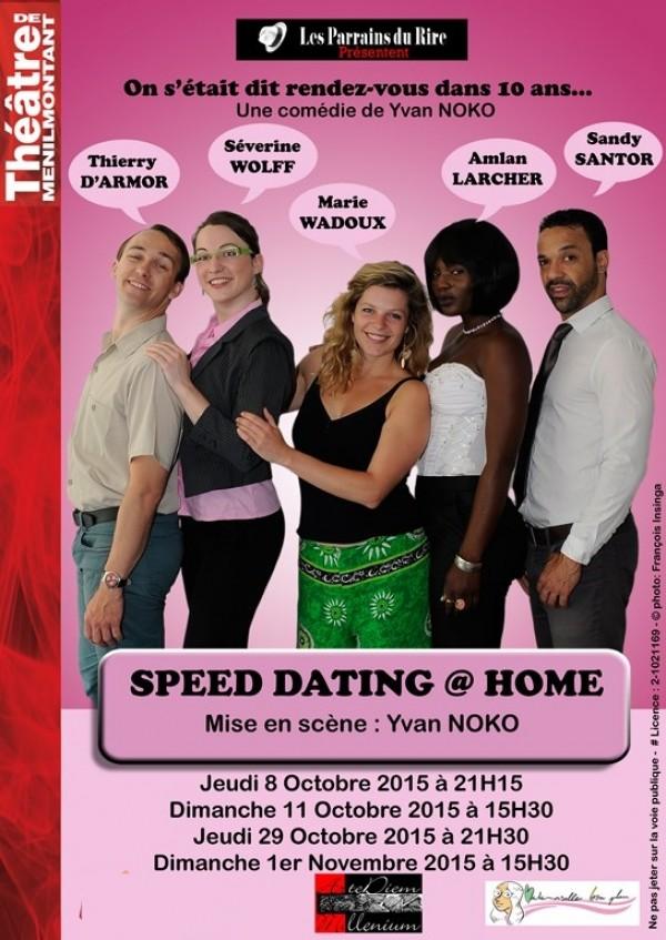 Avis sur le site speed dating