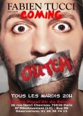 Fabien Tucci fait son coming outch au Café-théâtre Popul'air du Reinitas