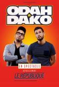 Odah et Dako : Les Impros Dakodah au Théâtre Le République