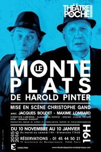Le Monte-plats au Théâtre de Poche