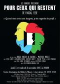Pour ceux qui restent au Centre d'animation Les Halles / Le Marais