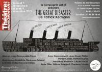 The Great Disaster au Théâtre de Ménilmontant