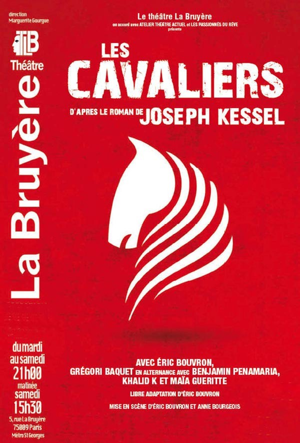 Les cavaliers th tre la bruy re l 39 officiel des spectacles - Theatre de la bruyere ...