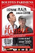 Le Fusible au Théâtre des Bouffes Parisiens : reprise