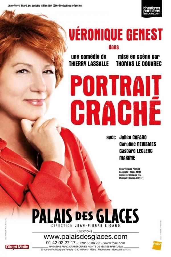 Portrait craché avec Véronique Genest - Palais des Glaces   L ...