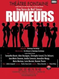 Rumeurs au Théâtre Fontaine