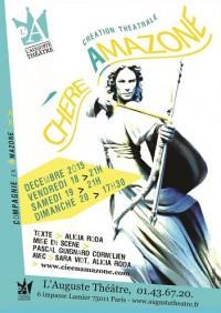 Chère amazone à L'Auguste Théâtre