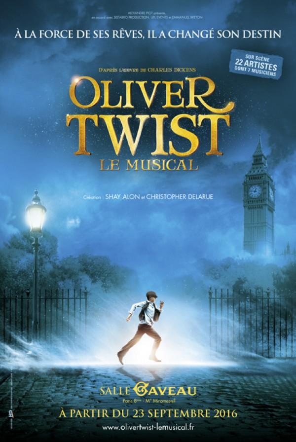 Oliver Twist Salle Gaveau L Officiel Des Spectacles
