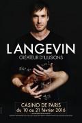 Langevin : Créateur d'illusions au Casino de Paris