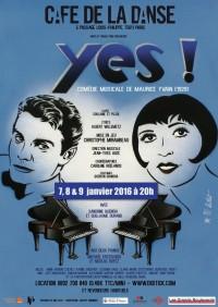 Yes ! au Café de la Danse