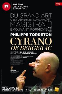 Cyrano de Bergerac au Théâtre de la Porte Saint-Martin