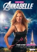 Annabelle : Comic Woman au Lieu