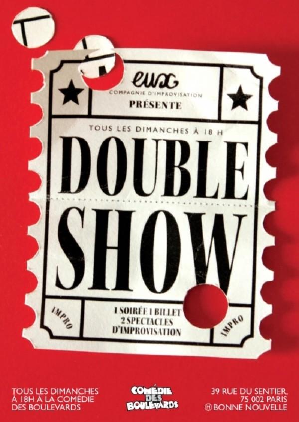 Eux : Double show à la Comédie des Boulevards