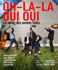 Oh-la-la oui oui au Théâtre du Marais