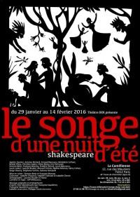 Le Songe d'une nuit d'été au Théâtre de la Camilienne