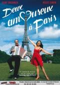 Deux amoureux à Paris au Théâtre Montmartre Galabru