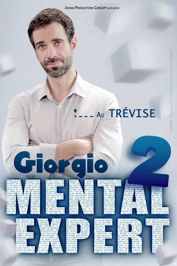 Giorgio : Mental Expert 2 au Théâtre Trévise