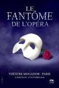 Le Fantôme de l'opéra au Théâtre Mogador