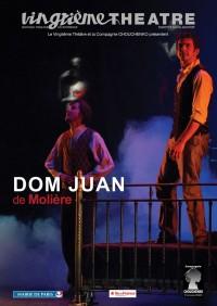 Dom Juan au Vingtième Théâtre