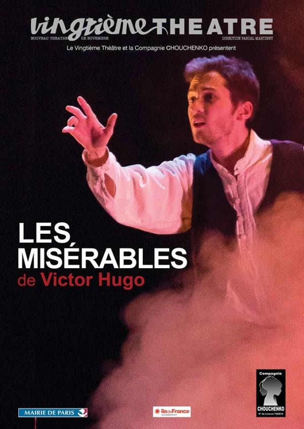 Les Misérables au Vingtième Théâtre