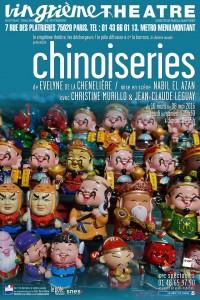 Chinoiseries au Vingtième Théâtre