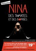 Nina, des tomates et des bombes au Proscenium