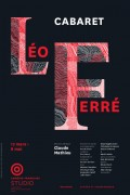 Cabaret Léo Ferré à la Comédie-Française - Studio-Théâtre