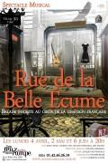 Rue de la belle écume au Théâtre Les Feux de la Rampe