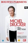 Michel Drucker : Seul… avec vous au Théâtre des Bouffes Parisiens