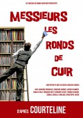 Messieurs les ronds de cuir au Guichet-Montparnasse