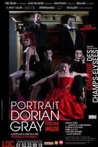 Le Portrait de Dorian Gray à la Comédie des Champs-Élysées